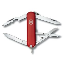 Victorinox Manager, rot