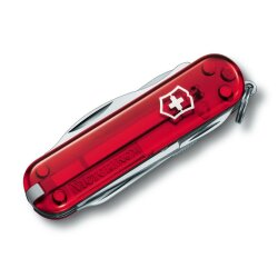 Victorinox Manager, rubin transparent