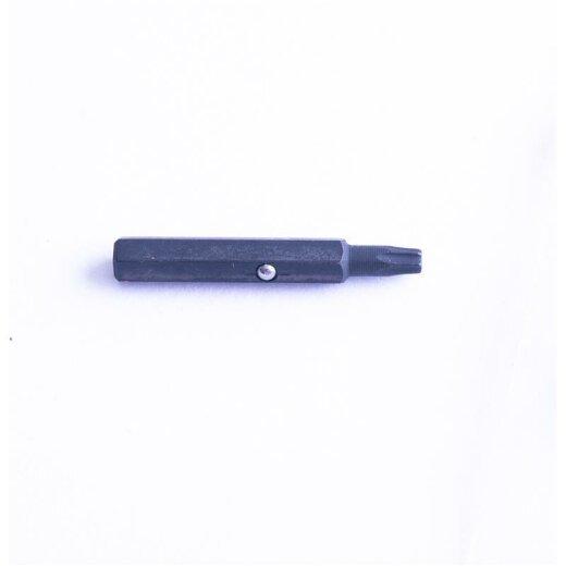 Bit 6-kant 4 mm / Bit Torx 8