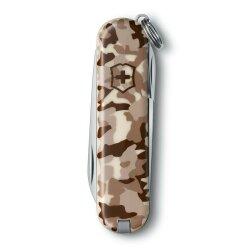 Victorinox Classic Desert Camouflage