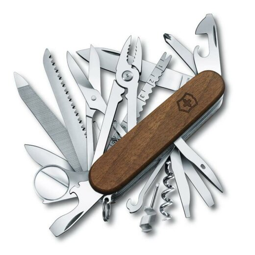 Victorinox SwissChamp Wood