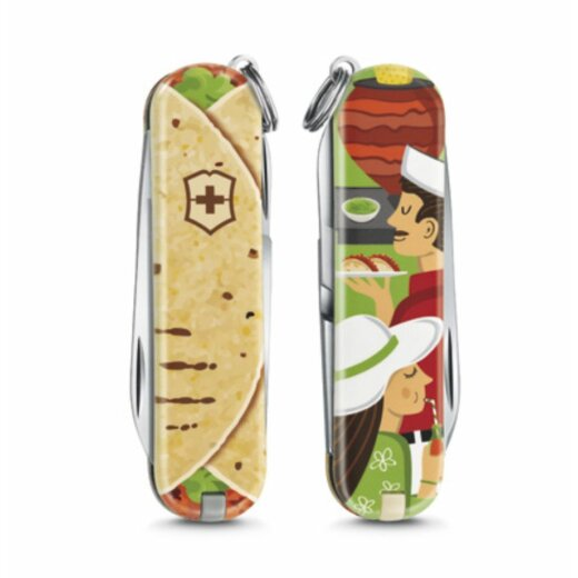 Victorinox Classic - Limited Edition 2019 - Mexican Tacos