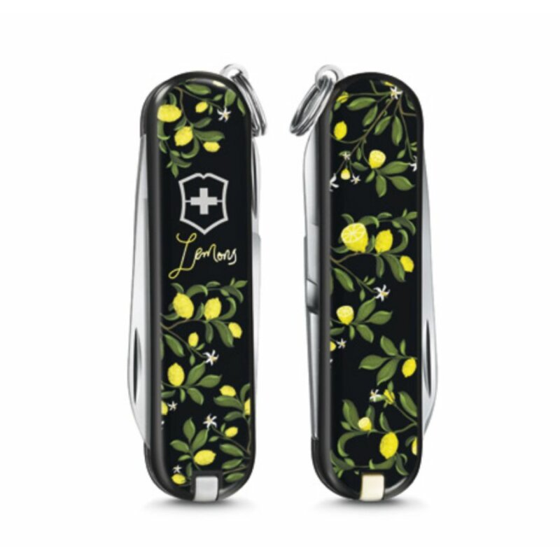 Victorinox Classic - Limited Edition 2019 - When Life Gives You Lemons