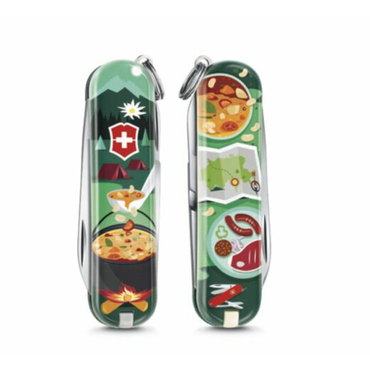 Victorinox Classic - Limited Edition 2019 - Swiss Mountain Dinner